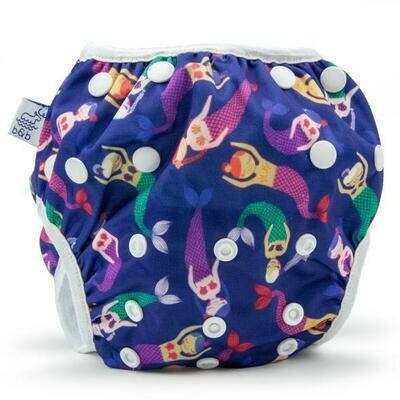 Beau & Belle Reusable Swim Diaper - Mermaids