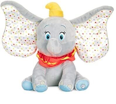 Disney Baby Musical Dumbo Plush Toy