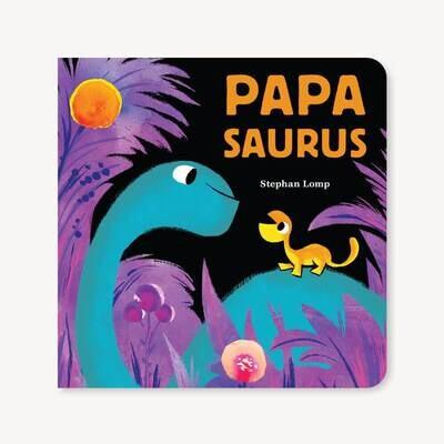 """""""Papa Saurus"""" Book"""