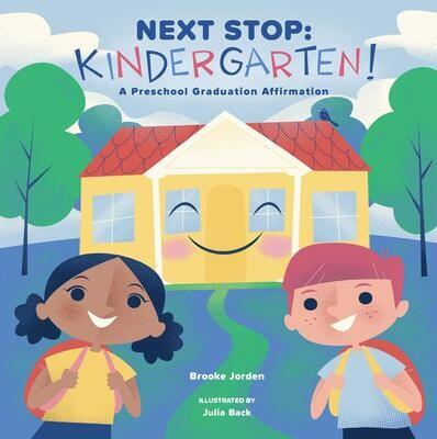 """""""Next Stop: Kindergarten!"""" Book"""