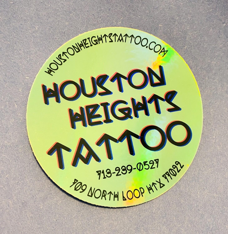 "3"" Holagram Sticker"