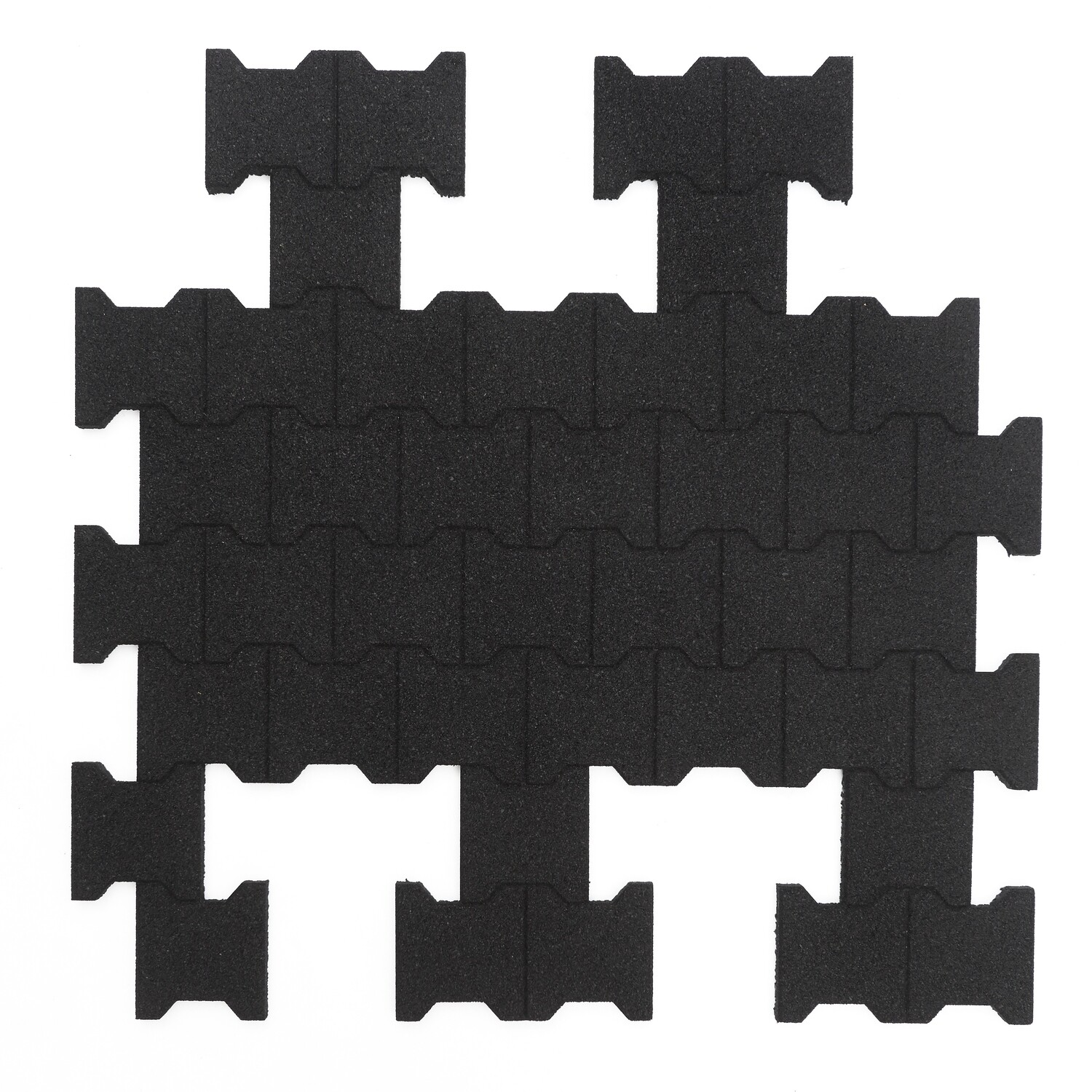 Van Dyck Interlocking I-Mat