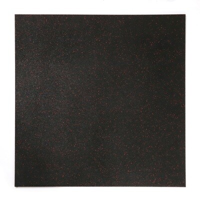 Van Dyck Indoor Speckled Rubber Gym Tile 100cm x 100cm