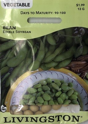 BEAN - EDIBLE SOY
