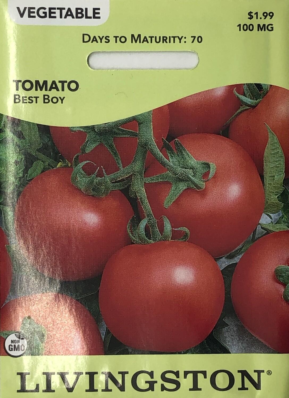TOMATO - BEST BOY
