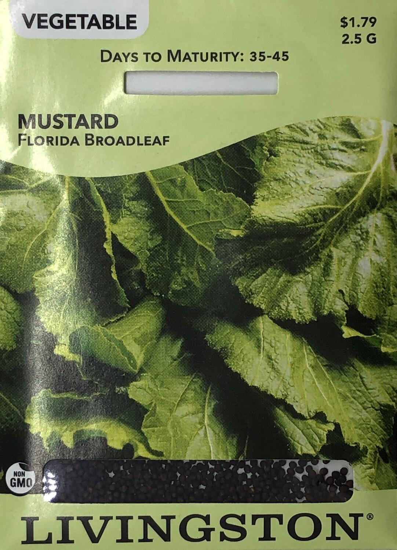 MUSTARD - FLORIDA BROADLEAF