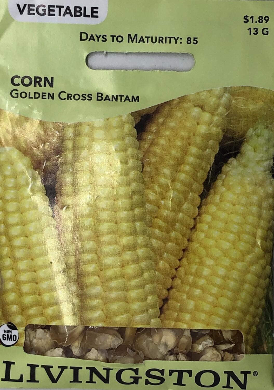 CORN - GOLDEN CROSS BANTAM