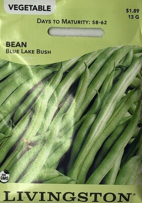 BEAN - BLUE LAKE - BUSH GREEN