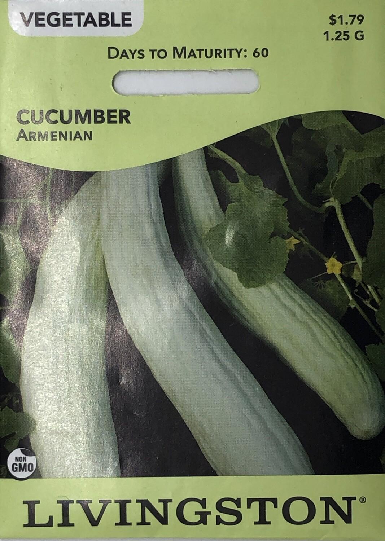 CUCUMBER - ARMENIAN
