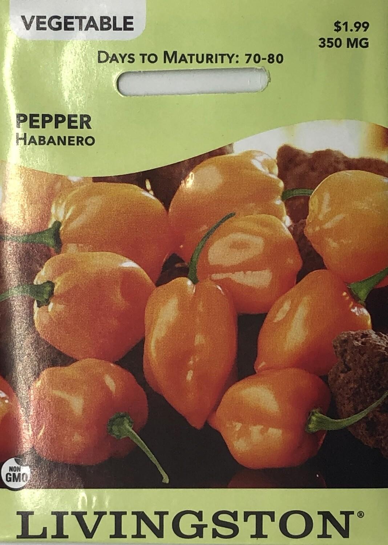 PEPPER - HABANERO