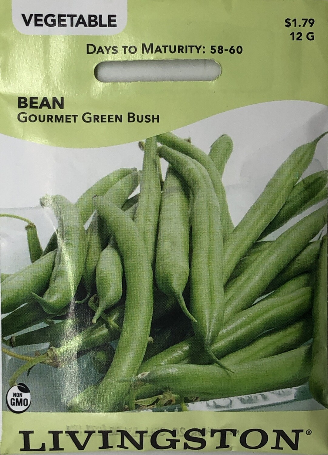 BEAN - GOURMET GREEN