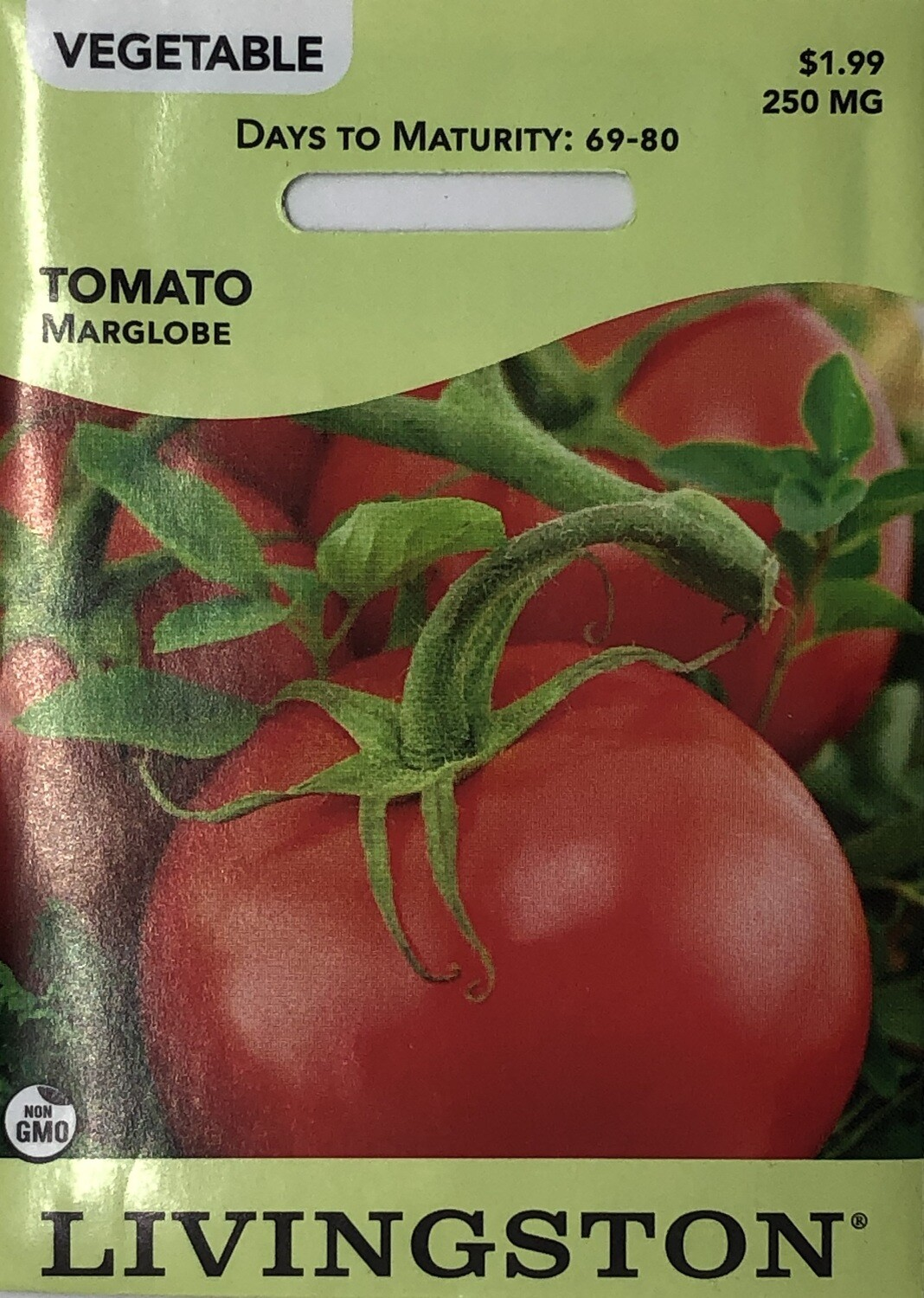 TOMATO - HEIRLOOM - MARGLOBE