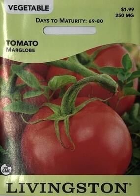 TOMATO - HEIRLOOM - MARGLOBE