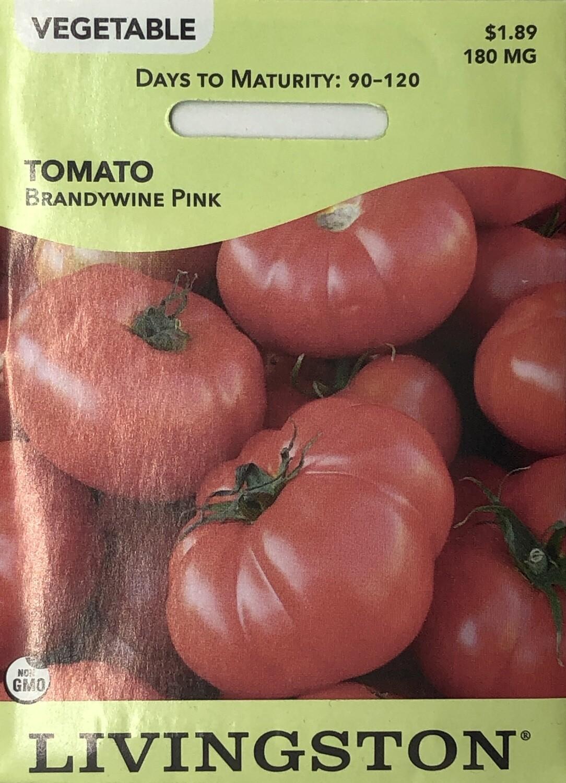 TOMATO - BRANDYWINE PIN