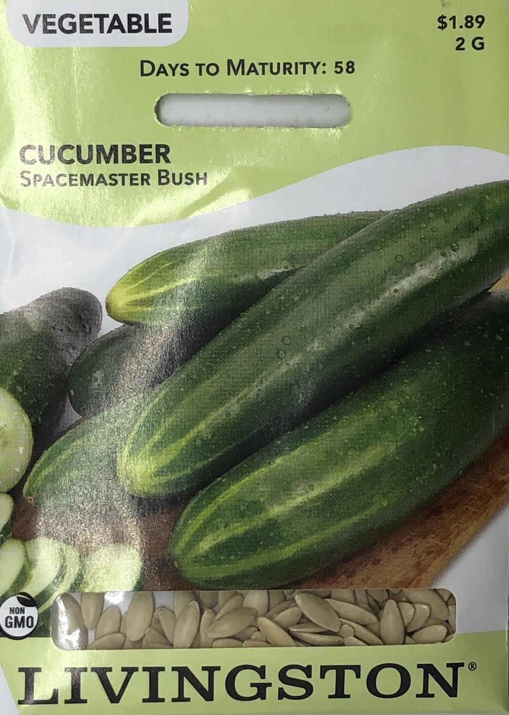 CUCUMBER - SPACEMASTER (BUSH TYPE O.P.)