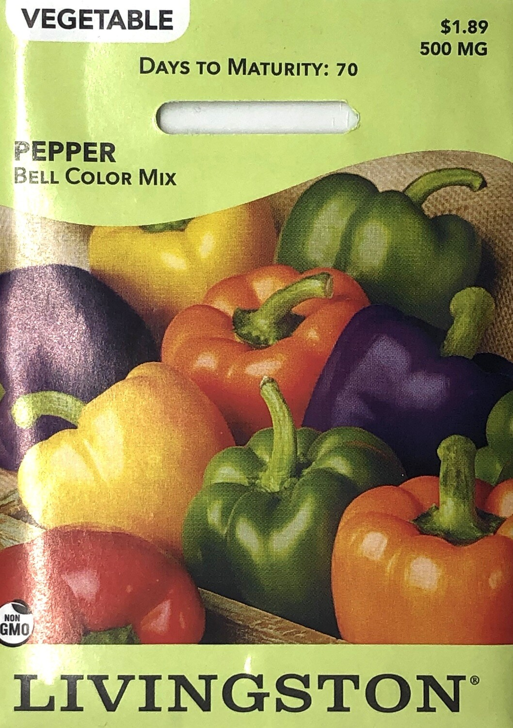 PEPPER - BELL COLOR MIX