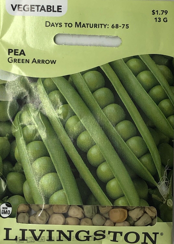 PEA - GREEN ARROW