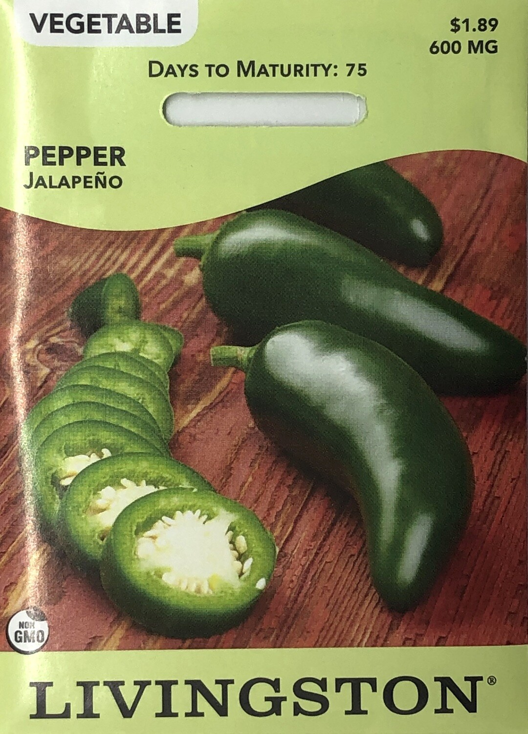 PEPPER - JALAPENO