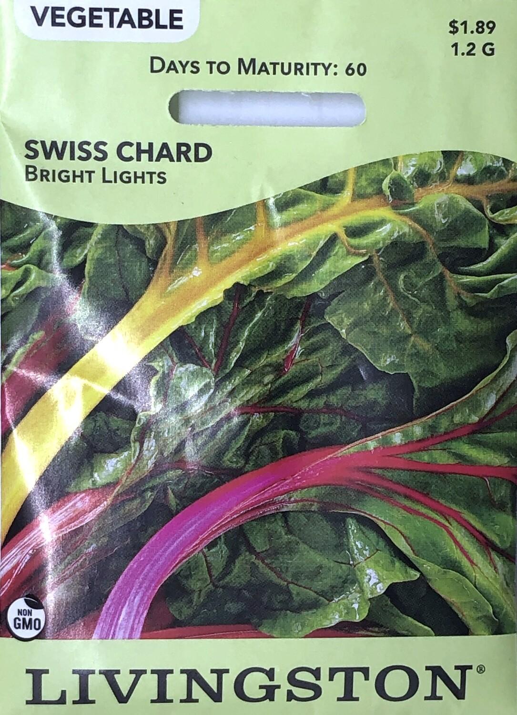 SWISS CHARD - BRIGHT LIGHTS