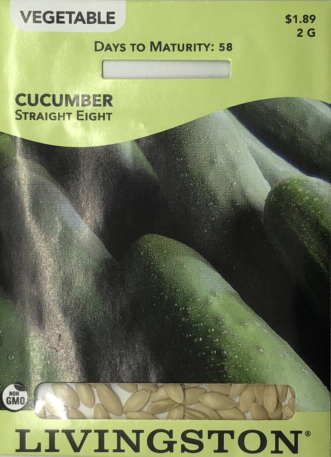 CUCUMBER - STRAIGHT EIGHT