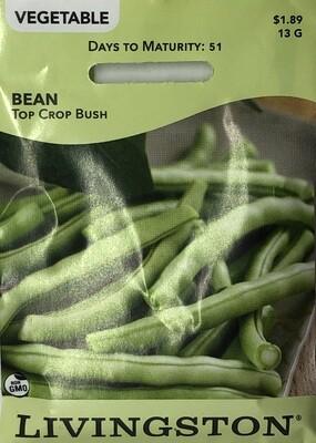 BEAN - TOPCROP - BUSH GREEN