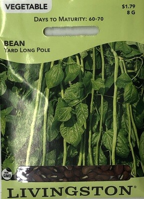 BEAN - YARD LONG - POLE