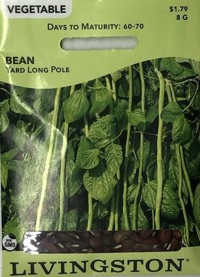 BEAN - YARD LONG - POLE