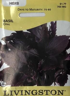 BASIL - OPAL