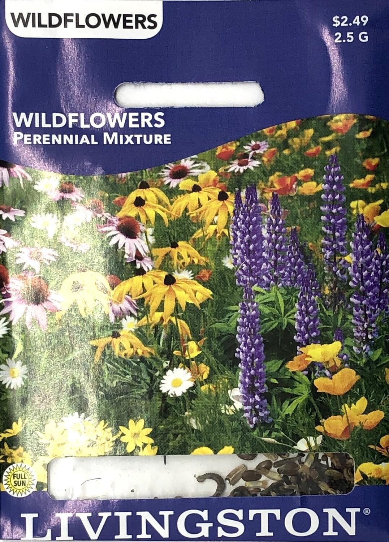 WILDFLOWER - PERENNIAL MIXTURE