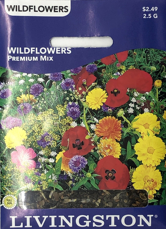 WILDFLOWER - PREMIUM MIXTURE
