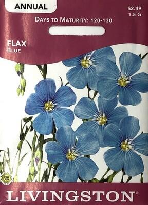FLAX - BLUE