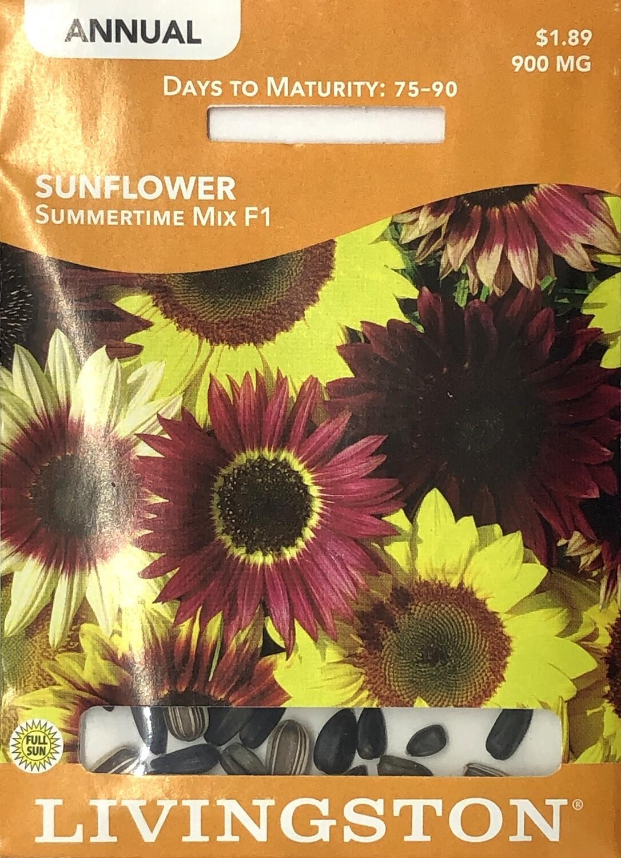 SUNFLOWER - SUMMERTIME MIX