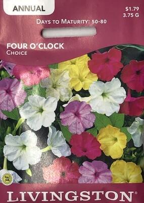 FOUR O'CLOCK - CHOICE