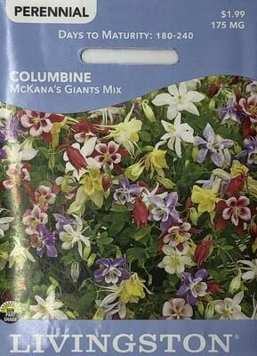 COLUMBINE - MCKANA'S GIANTS MIX