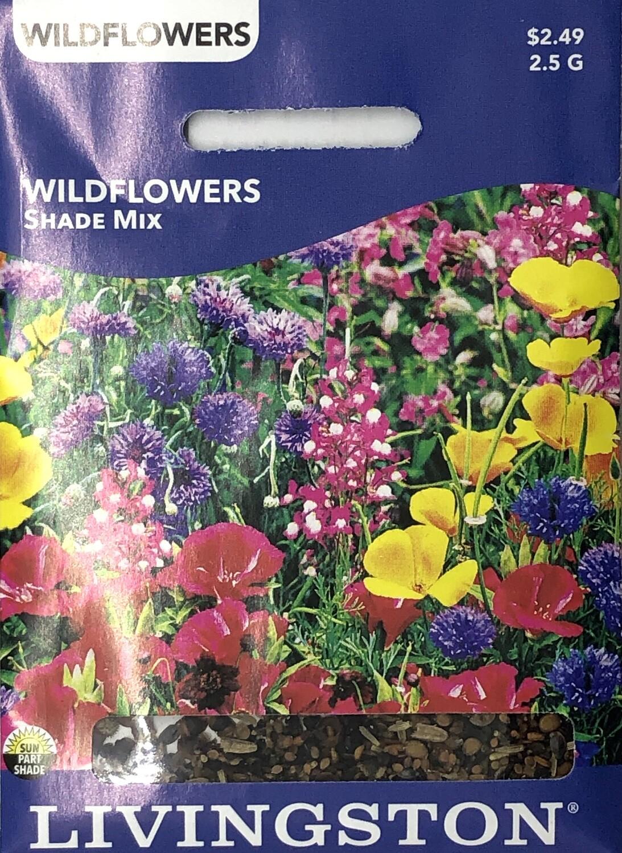 WILDFLOWER - SHADE MIX