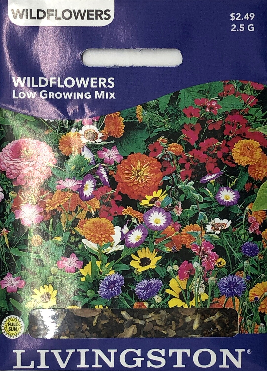 WILDFLOWER - LOW GROWING MIXTURE
