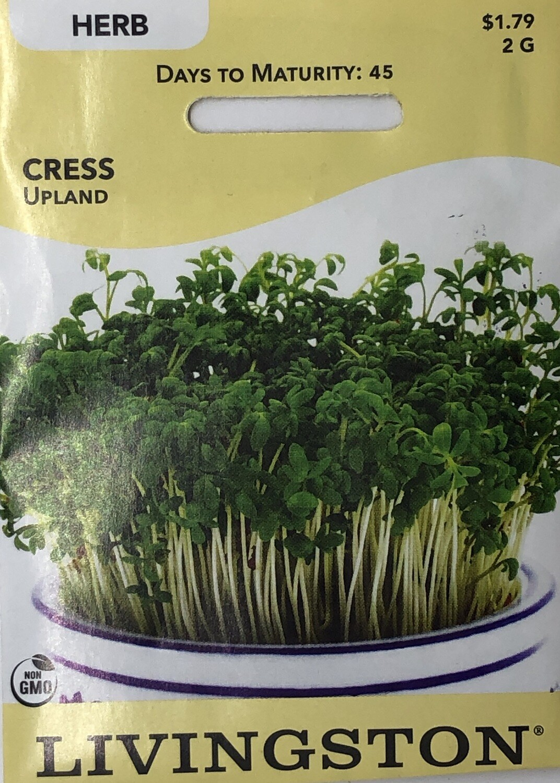 CRESS - UPLAND