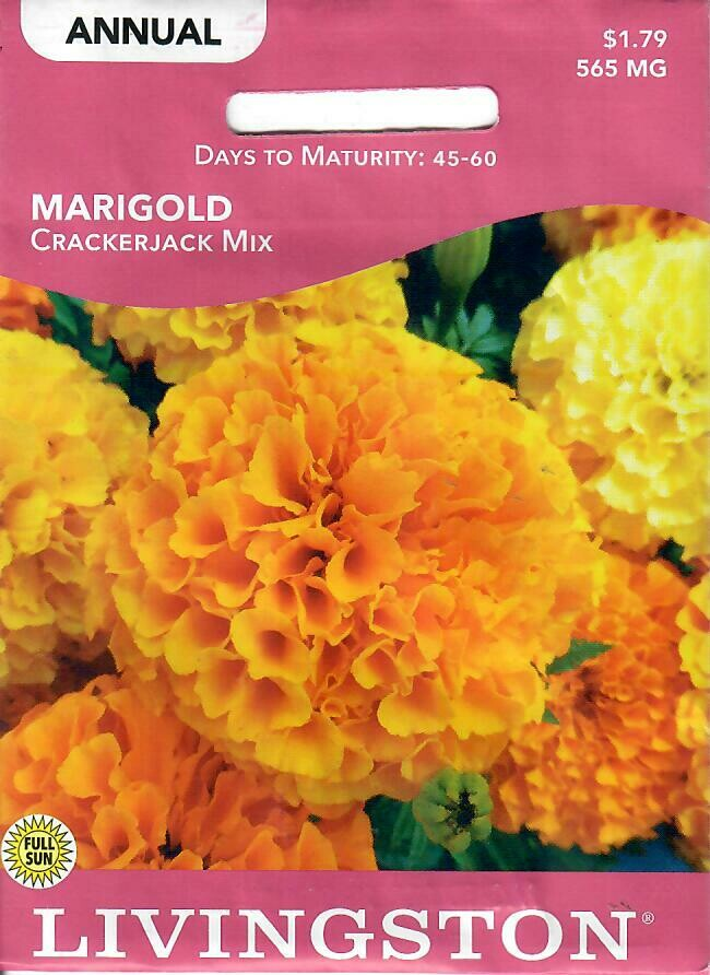 MARIGOLD - CRACKERJACK MIX