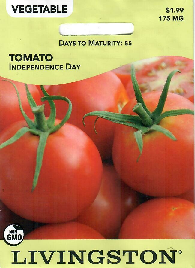 TOMATO - INDEPENDENCE DAY