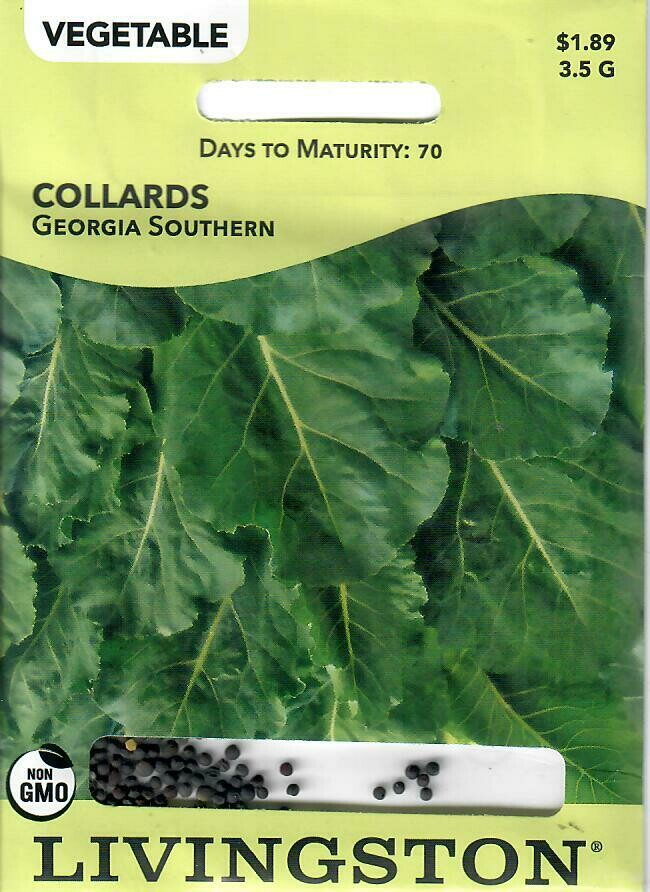 COLLARDS - GEORGIA SOUTHERN