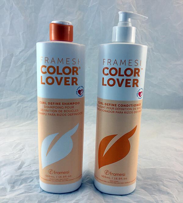 Framesi - Color Lover Curl Define Duo 500ml Each