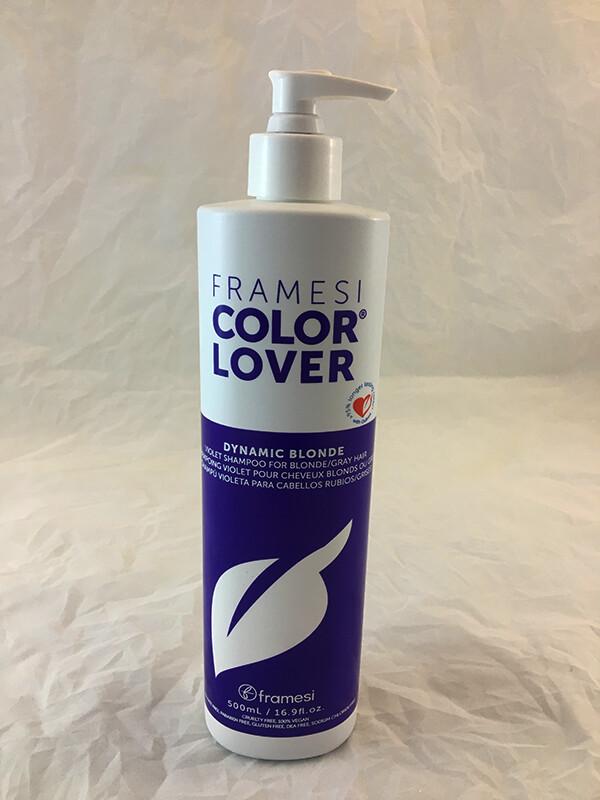 Framesi - Color Lover Dynamic Blonde Violet Shampoo 500ml