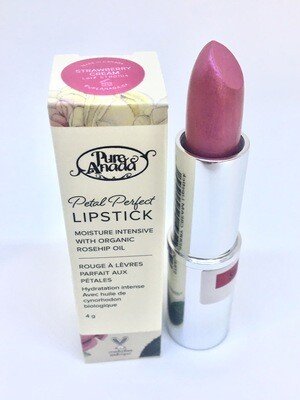 Pure Anada - Petal Perfect Lipstick - Strawberry Cream 4g