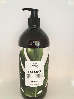 AG Natural - Balance Shampoo 33.8 oz