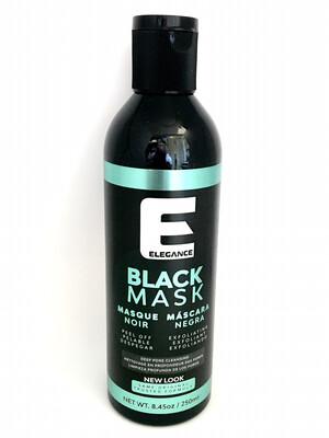 Elegance Black Facial Mask 8.45oz