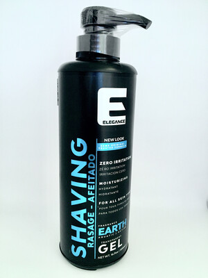 Elegance Shaving Gel 16.9 oz