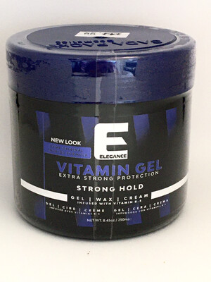 Elegance Vitamin Gel 8.45 oz