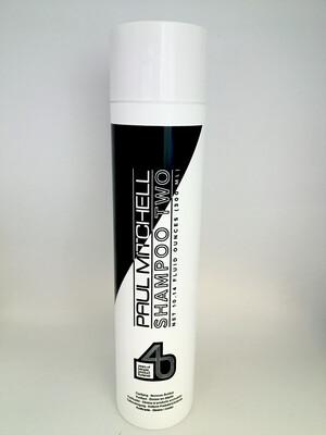 Paul Mitchell - Shampoo Two - 10.14 oz