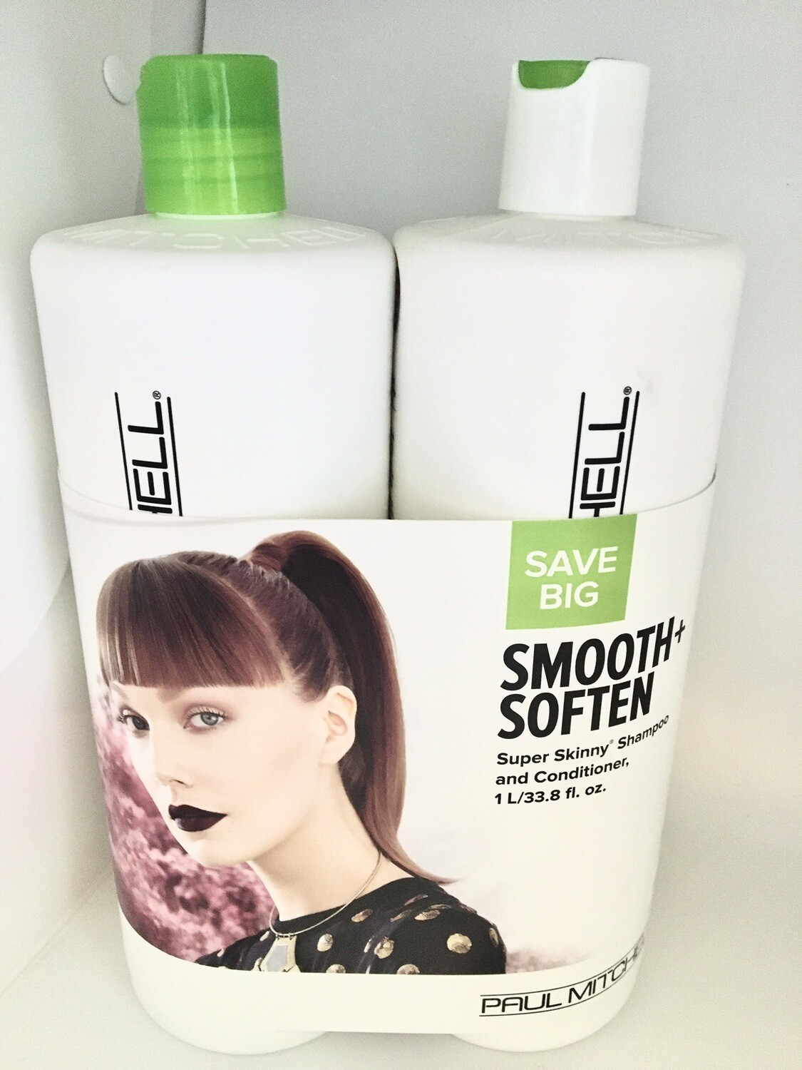 Paul Mitchell - Super Skinny Shampoo & Conditioner Litre Duo - 2 Litres