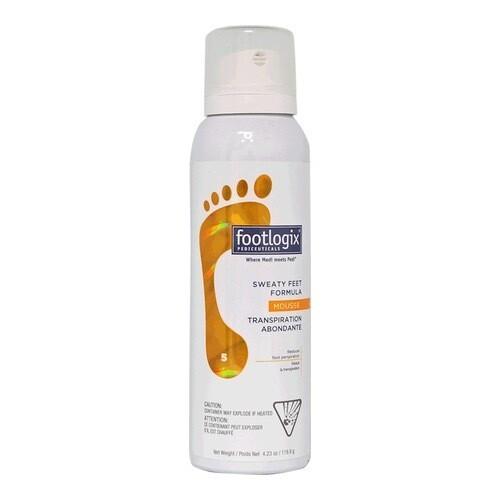 Footlogix 5 Sweaty Feet Formula 4.23